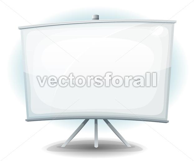 Advertisement Sign - Vectorsforall