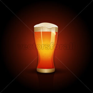 Beer Background Design - Vectorsforall