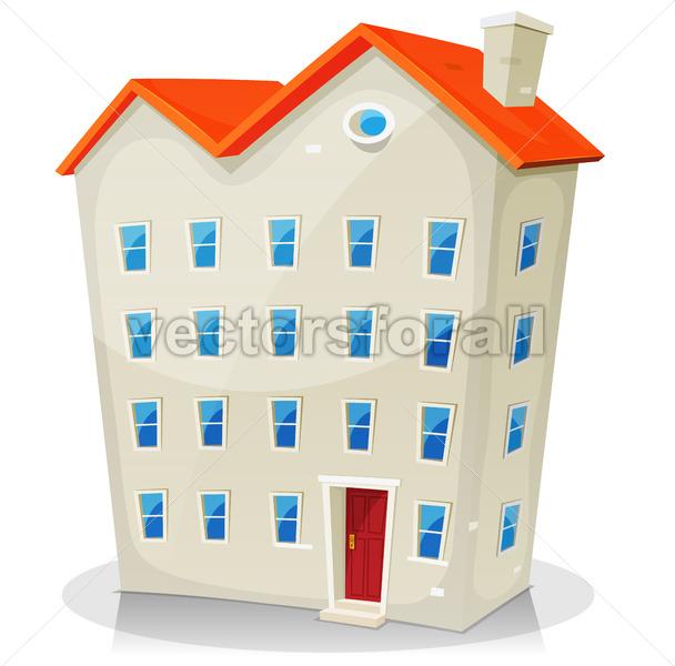 Big House Building - Vectorsforall