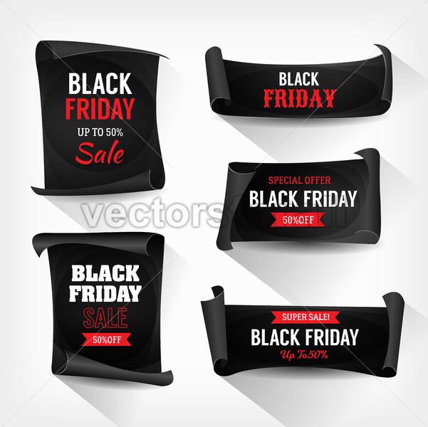 Black Friday Sale On Parchment Scrolls - Vectorsforall