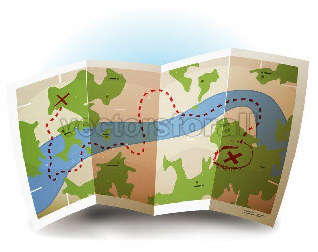 Earth Map Icon - Vectorsforall