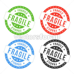 Fragile Seals - Vectorsforall