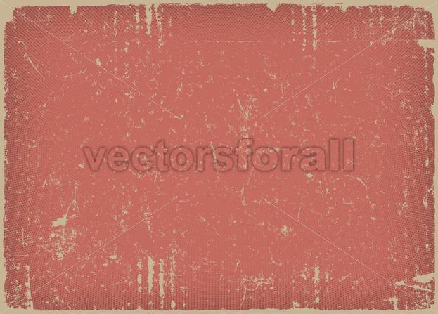 Grunge Textured Background - Vectorsforall