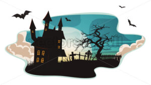 Halloween Background - Vectorsforall