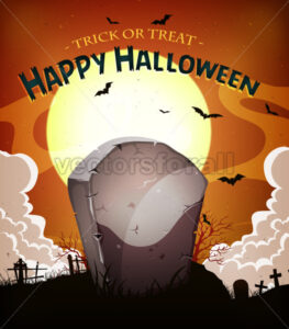 Halloween Holidays Background - Vectorsforall