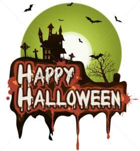Halloween Holidays Banner - Vectorsforall