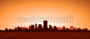 Heat City - Vectorsforall