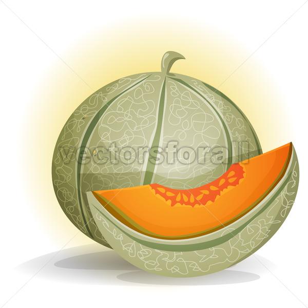 Melon - Vectorsforall