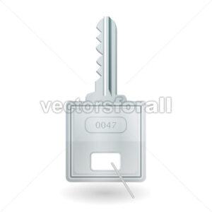 Padlock Key Icon - Vectorsforall