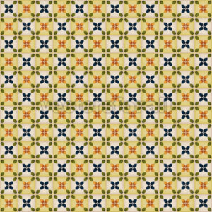 Seamless Wallpaper With Portuguese Tiles - Vectorsforall