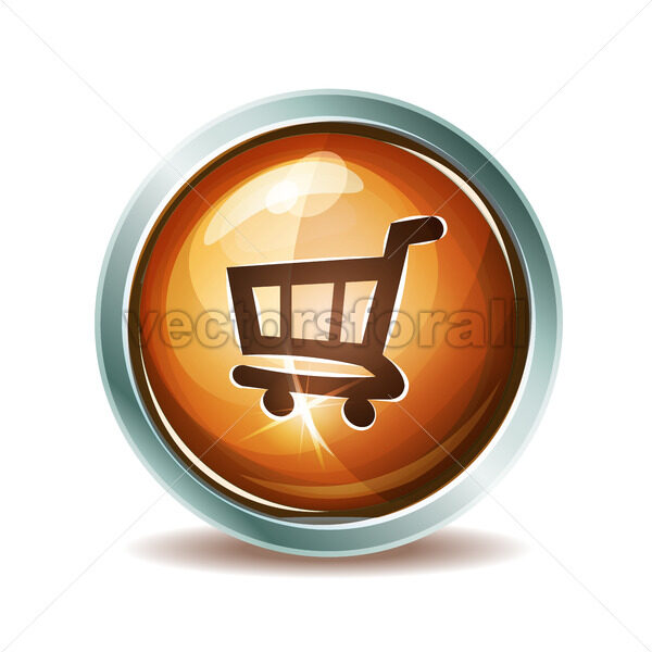 Shopping Cart Icon - Vectorsforall