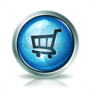 Shopping Cart Icon - Vectorsforall