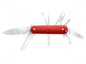 Swiss Knife For DIY - Vectorsforall