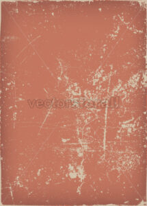 Vintage And Grunge Red Scratched Background - Vectorsforall