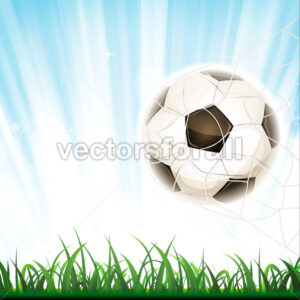 Soccer Goal - Vectorsforall