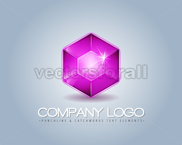 Brand Logo For Luxury Company - Vectorsforall
