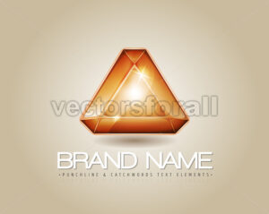 Brand Logo For Visual Identity - Vectorsforall