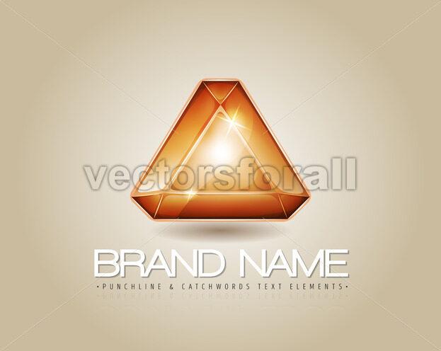 Brand Logo For Visual Identity - Vectorsforall