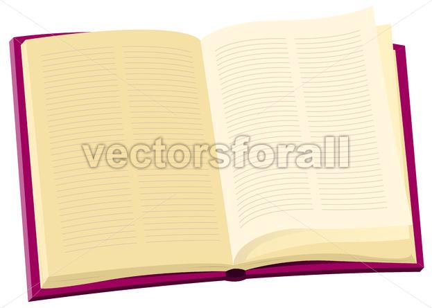 Encyclopedia Book - Vectorsforall