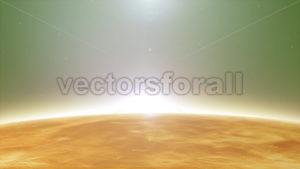 HD Venus Planet Surface Clip - Vectorsforall