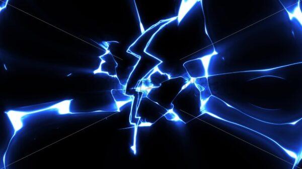 Electric Lightning Stroke Fx - Vectorsforall