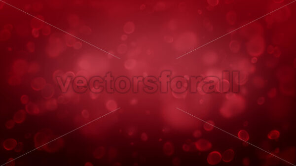 Abstract Red Blood Cells Background Loop - Vectorsforall