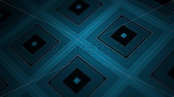 Vertical fractal Kaleidoscope Colored Background - Vectorsforall
