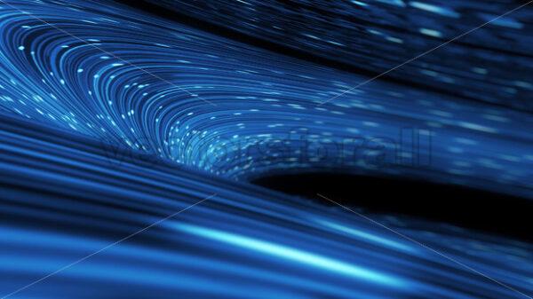 Abstract Digital Web Network And Communication Data Lines Loop - Vectorsforall
