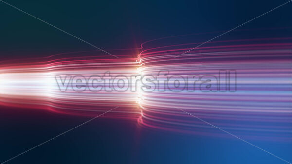 Abstract Glowing 3d Thin Light Strokes Background Loop - Vectorsforall