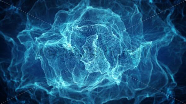 Abstract Beautiful Patterns Waving Background Loop - Vectorsforall