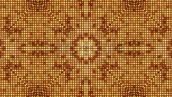 Abstract Digital Led Lights Technology Animation Loop - Vectorsforall