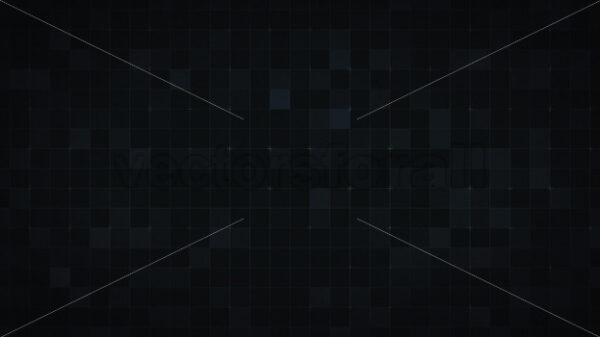Abstract Digital Technology Grid Fx Background Loop - Vectorsforall