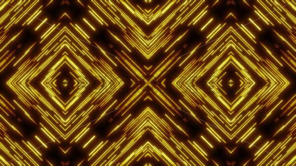 Neon Vj Loop Design Background Animation - Vectorsforall