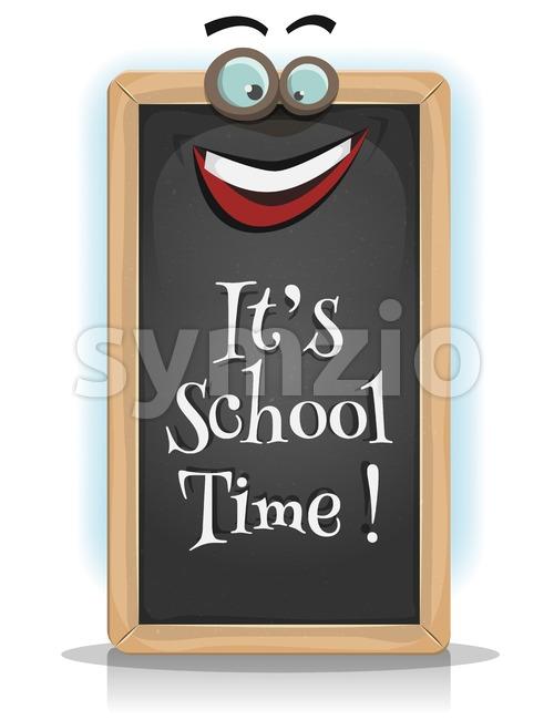 It's School Time Stock Vector