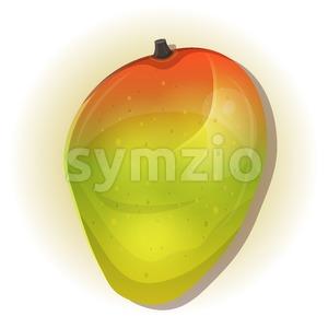 Mango Stock Vector