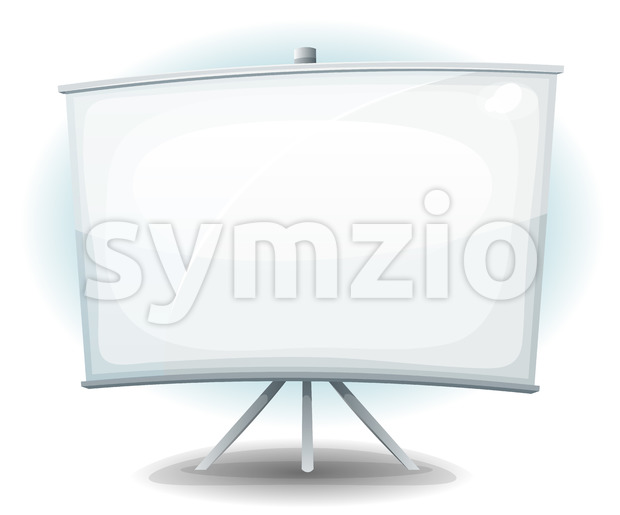 Advertisement Sign Stock Vector