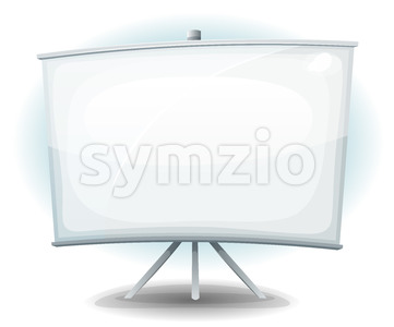 Advertisement Sign Stock Vector
