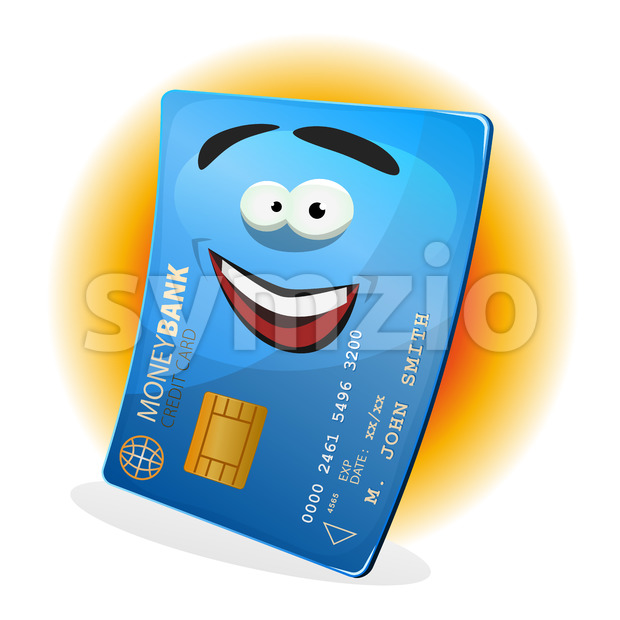 Credit Card Icon Stock Vector