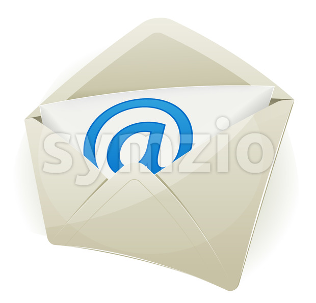 Email Icon Stock Vector