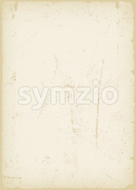 Old Paper Texture Background Stock Vector
