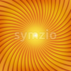 Abstract Orange And Yellow Background Background Stock Vector