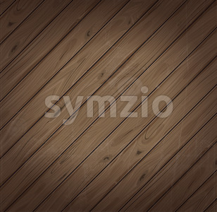 Wood Tiles Background Stock Vector