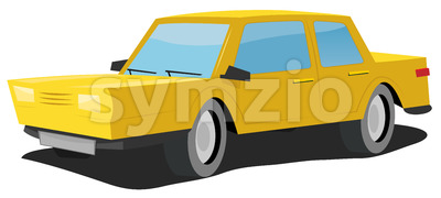 Cartoon Car Stock Vector