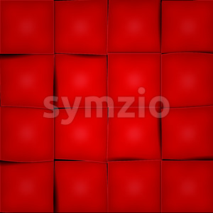 Abstract Mosaic Paper Design Background Stock Vector