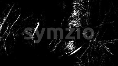 Grunge Distressed Texture Animated Loop Stock Video