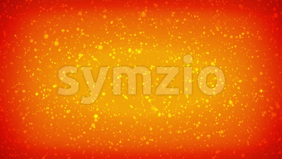 Abstract Fire Particles Fx Background Stock Video