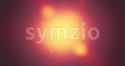 Abstract Shimmering Wiggling Light Background Stock Video