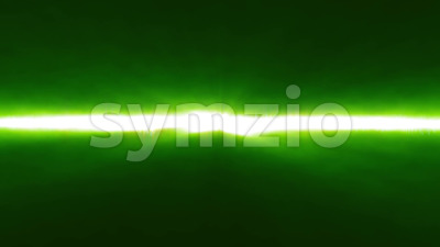 Abstract Green Laser Ray Background Stock Video