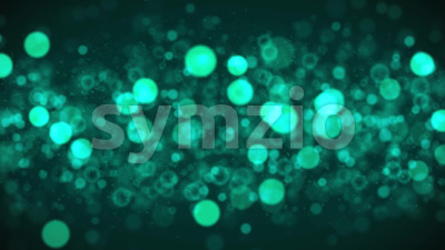 Abstract Bokeh Background Animation Stock Video