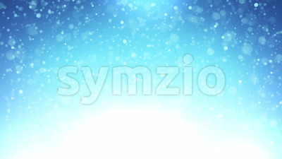 Abstract Blue Background Stock Video